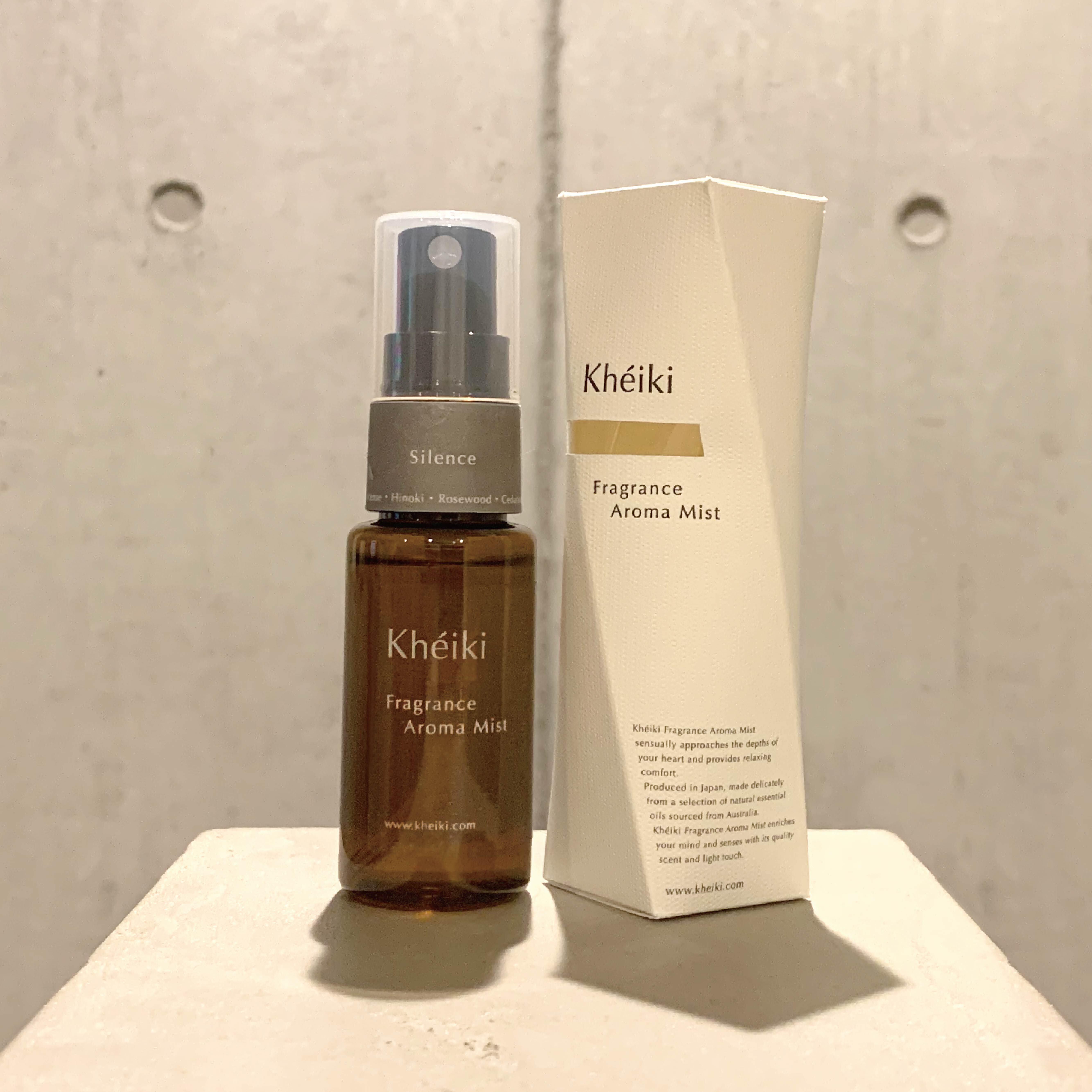 Fragrance Aroma Mist / 30mL / Silence