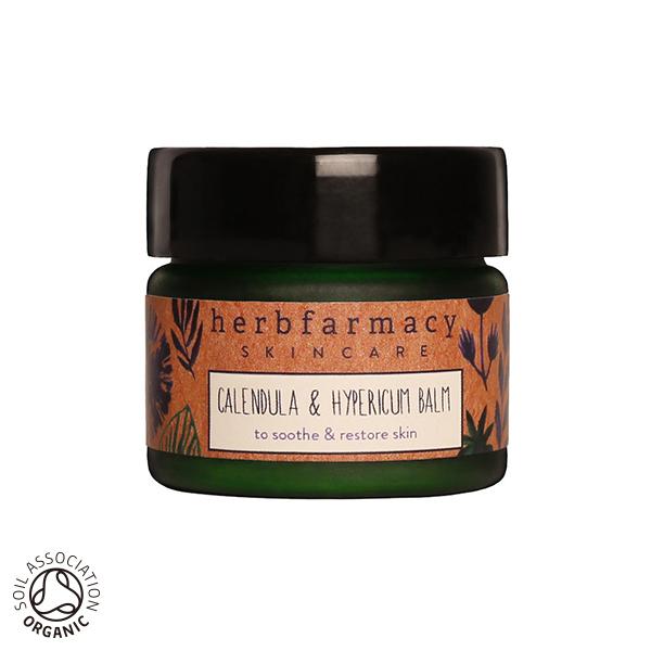 【鎮静系/バーム】hearb farmacy カーミングバーム / 30ml (Facial Barm)