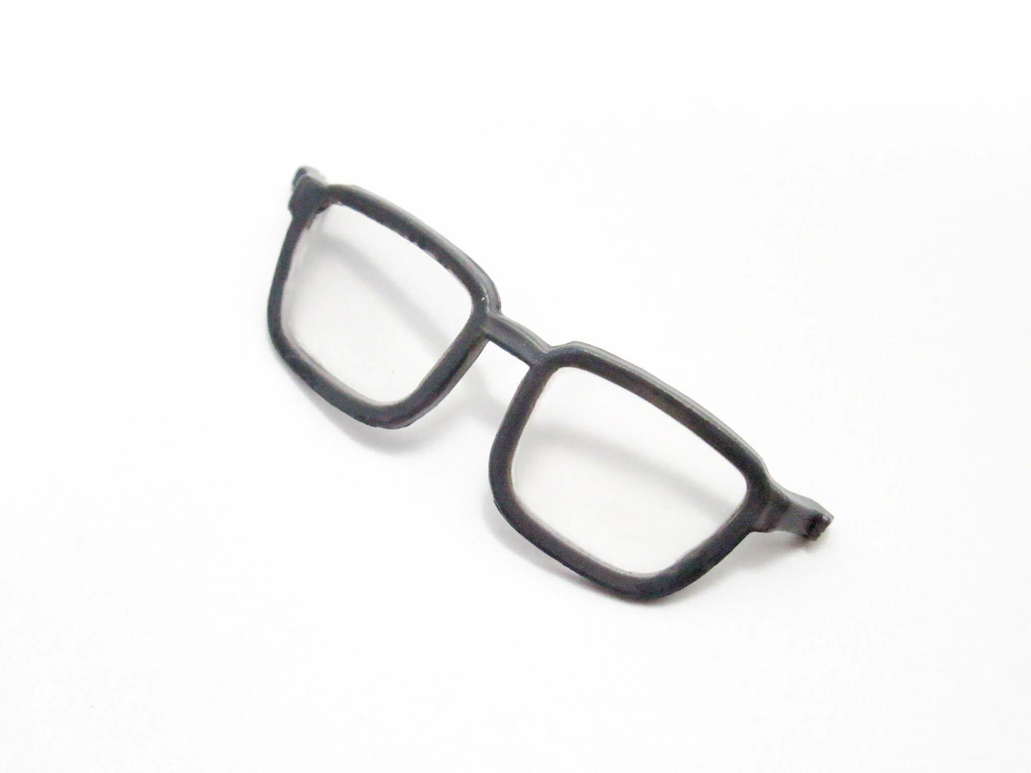 【1019】 九条天 小物パーツ メガネ ねんどろいど