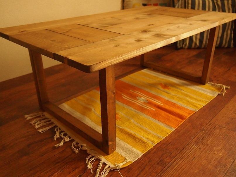 Wood lowtable