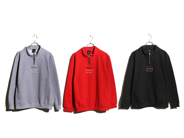 PROOF|ALC QUARTER ZIP 【RE:STOCK】