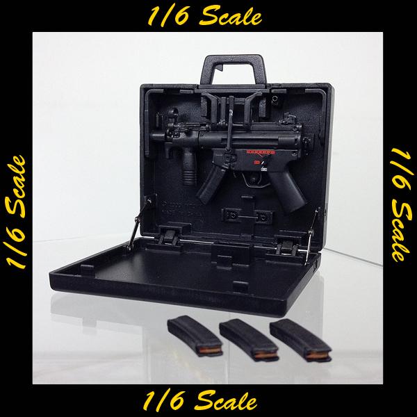【00702】 1/6 MP5K コッファータイプ