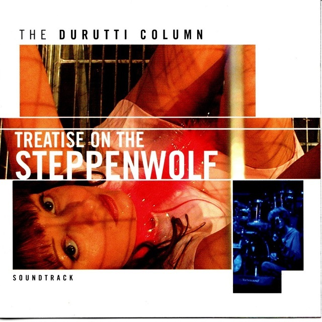 【CD・欧州盤】Durutti Column / TREATISE ON THE STEPPENWOLF