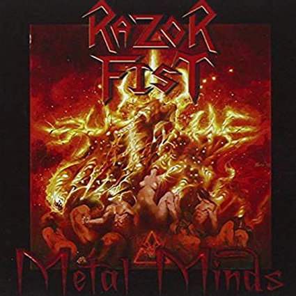 "RAZOR FIST ""Metal Minds"" (輸入盤)"