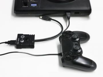 スーパーコンバーター  (MD/PCE用)   (PS4/PS3用コントローラ対応)   /  コロンバスサークル