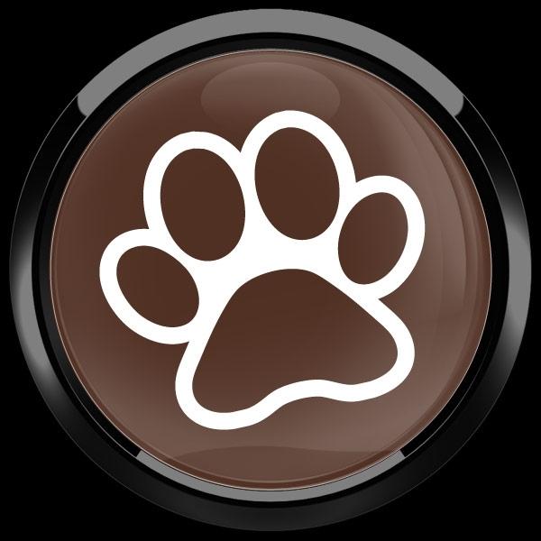 ゴーバッジ(ドーム)(CD1072 - DOG PAW) - 画像2