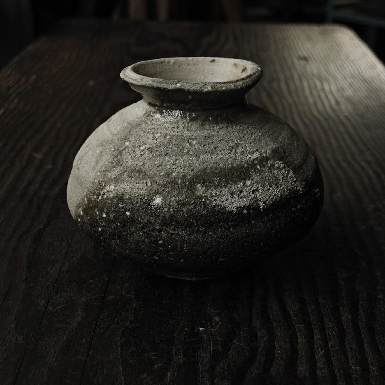 窯変壷 tamiya aki