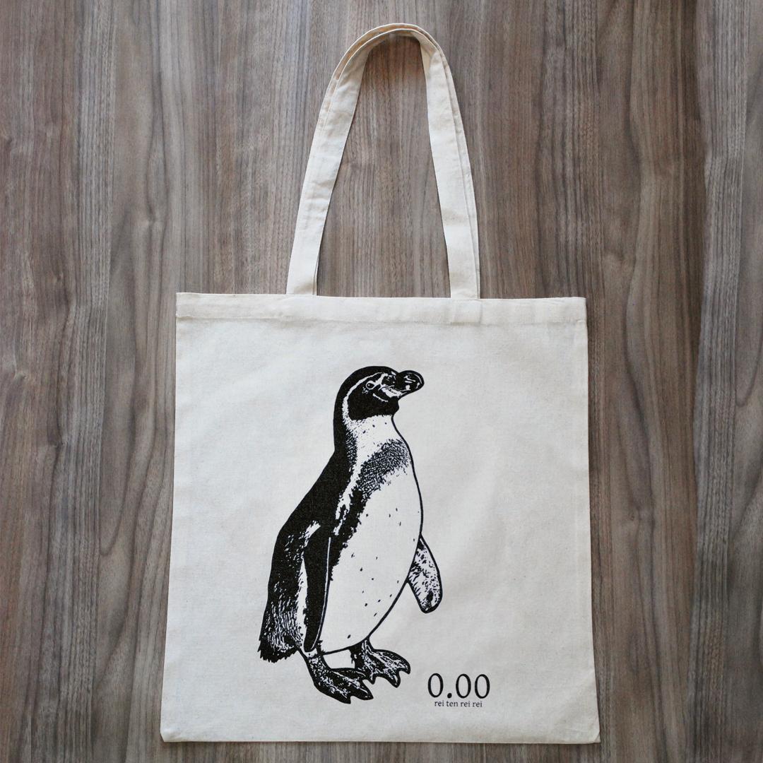 トートバッグ(ペンギン)
