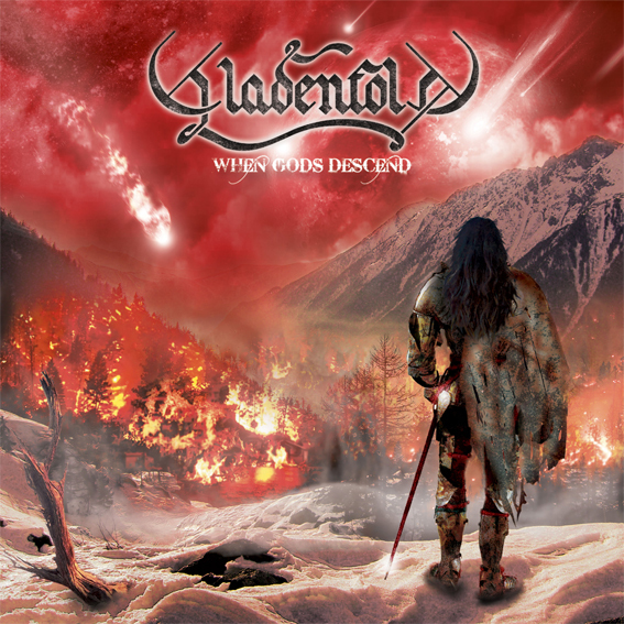 "【特典付き】GLADENFOLD ""When Gods Descend"""