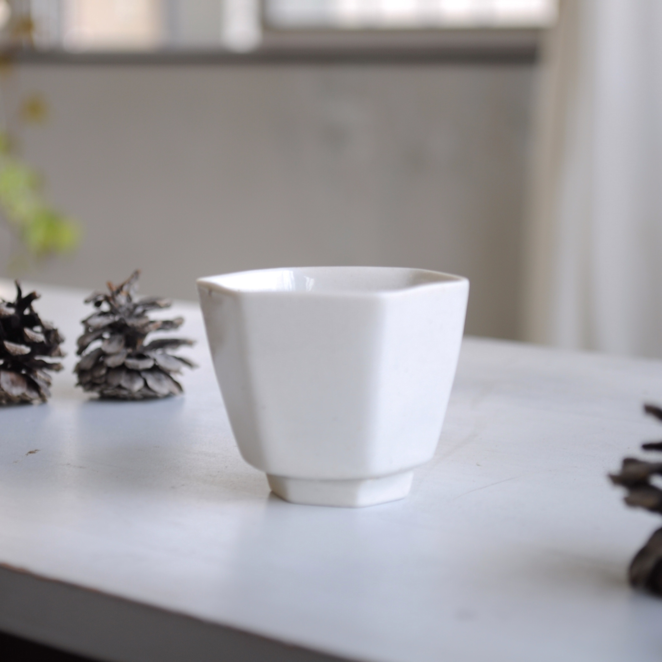 橋爪香代さん | 六角茶杯