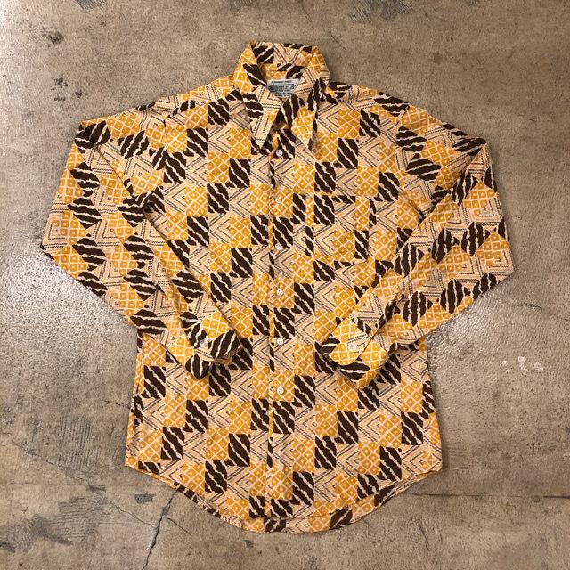 70's Western Shirts ¥4,700+tax