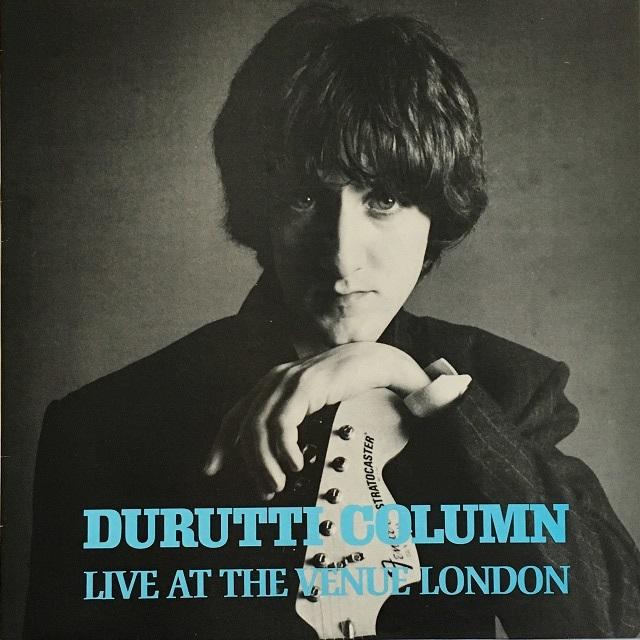 【LP・英盤】Durutti Column / Live At The Venue London