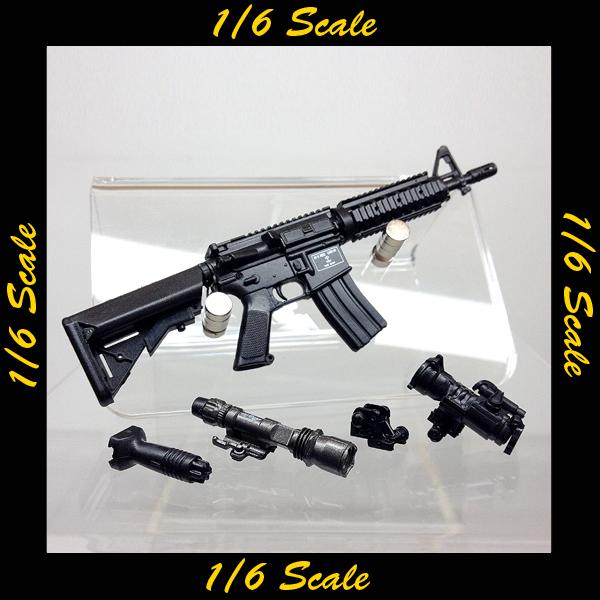 【01872】 1/6 Playhouse MK18 MOD0 ライフル