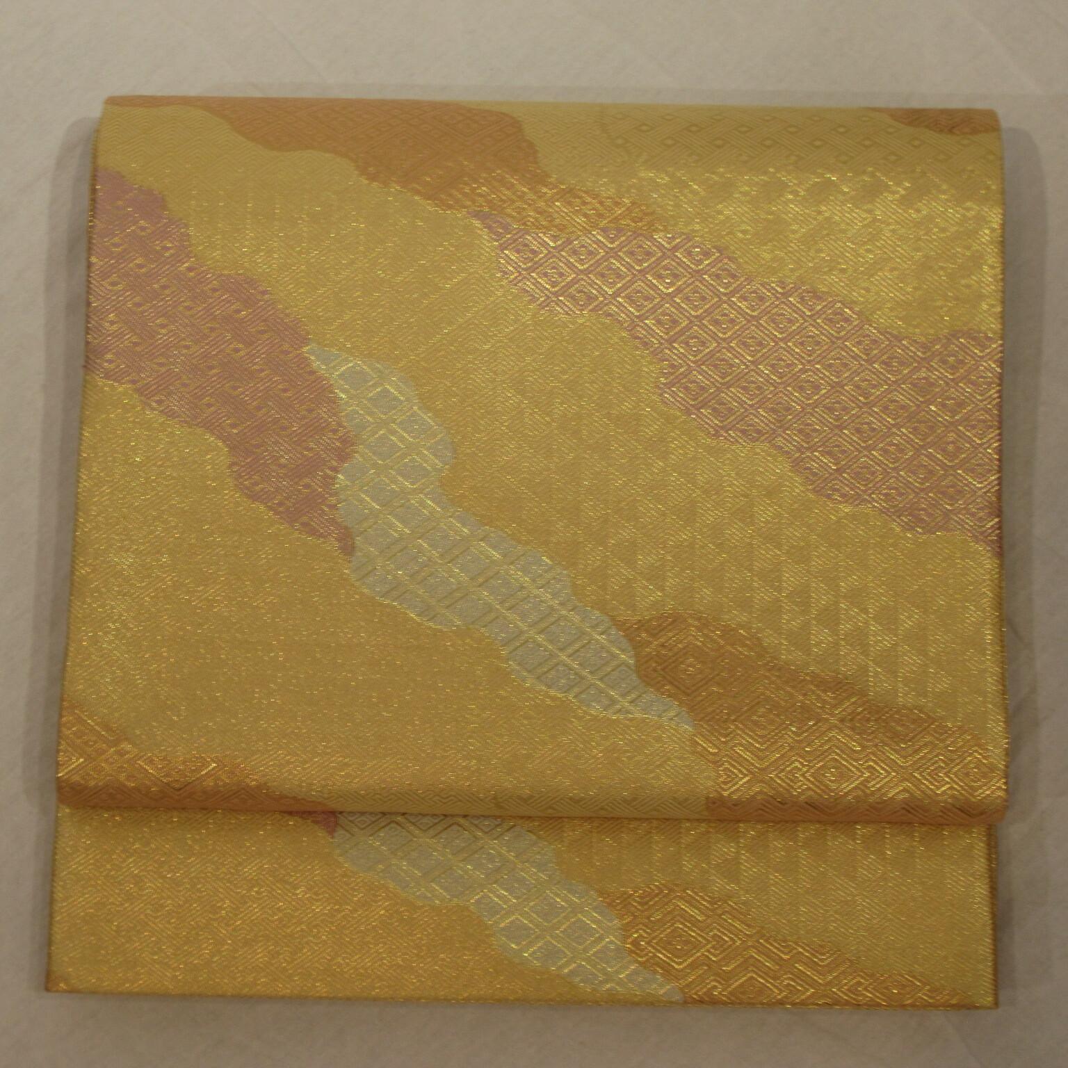 O−228佐賀錦袋帯