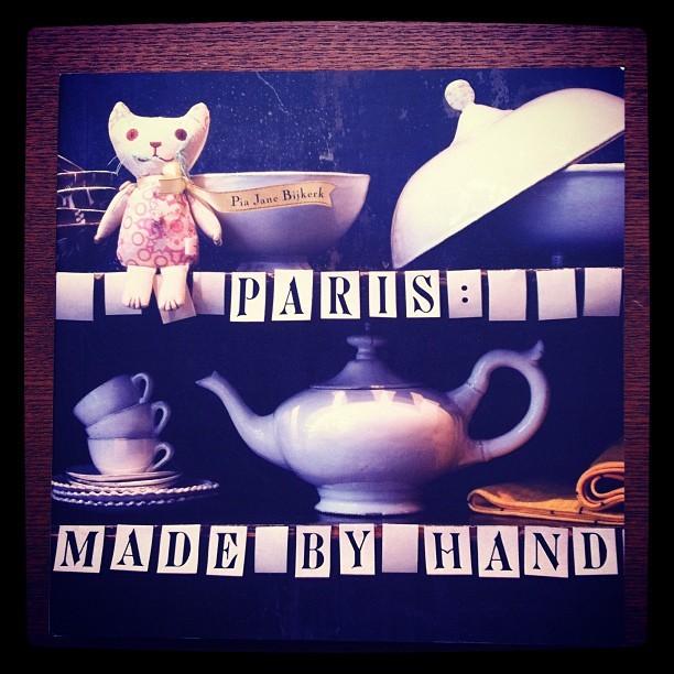 ショップガイド「paris : made by hand」 - 画像1