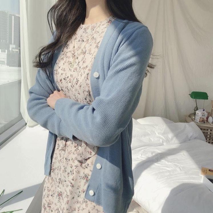 【即納】ローブシフォンファムドレス(white)