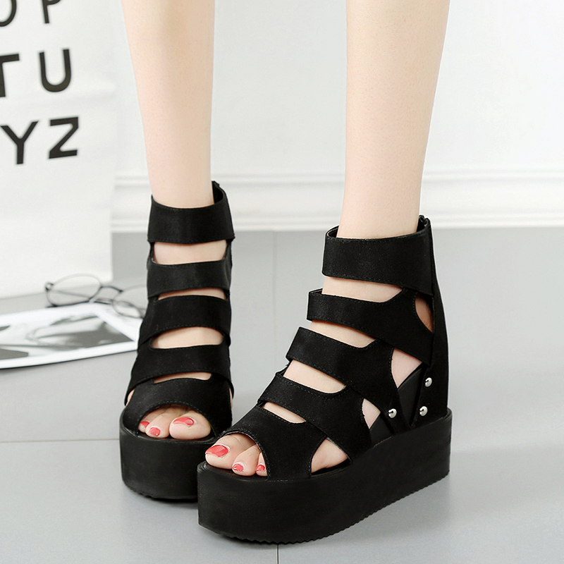 【shoes】新作切り替えファッションサンダル21092574