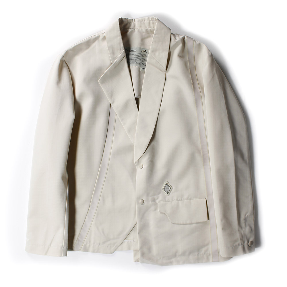 A COLD WALL Tape Jacket Beige