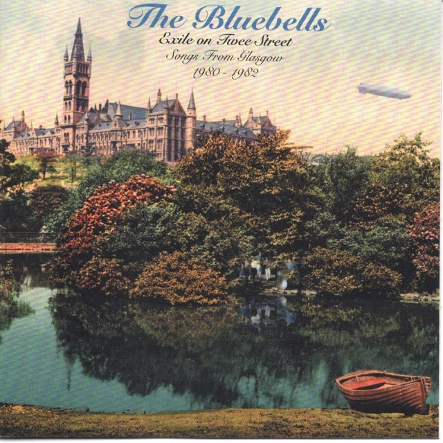 【CD・英盤】The Bluebells / Exile On Twee Street