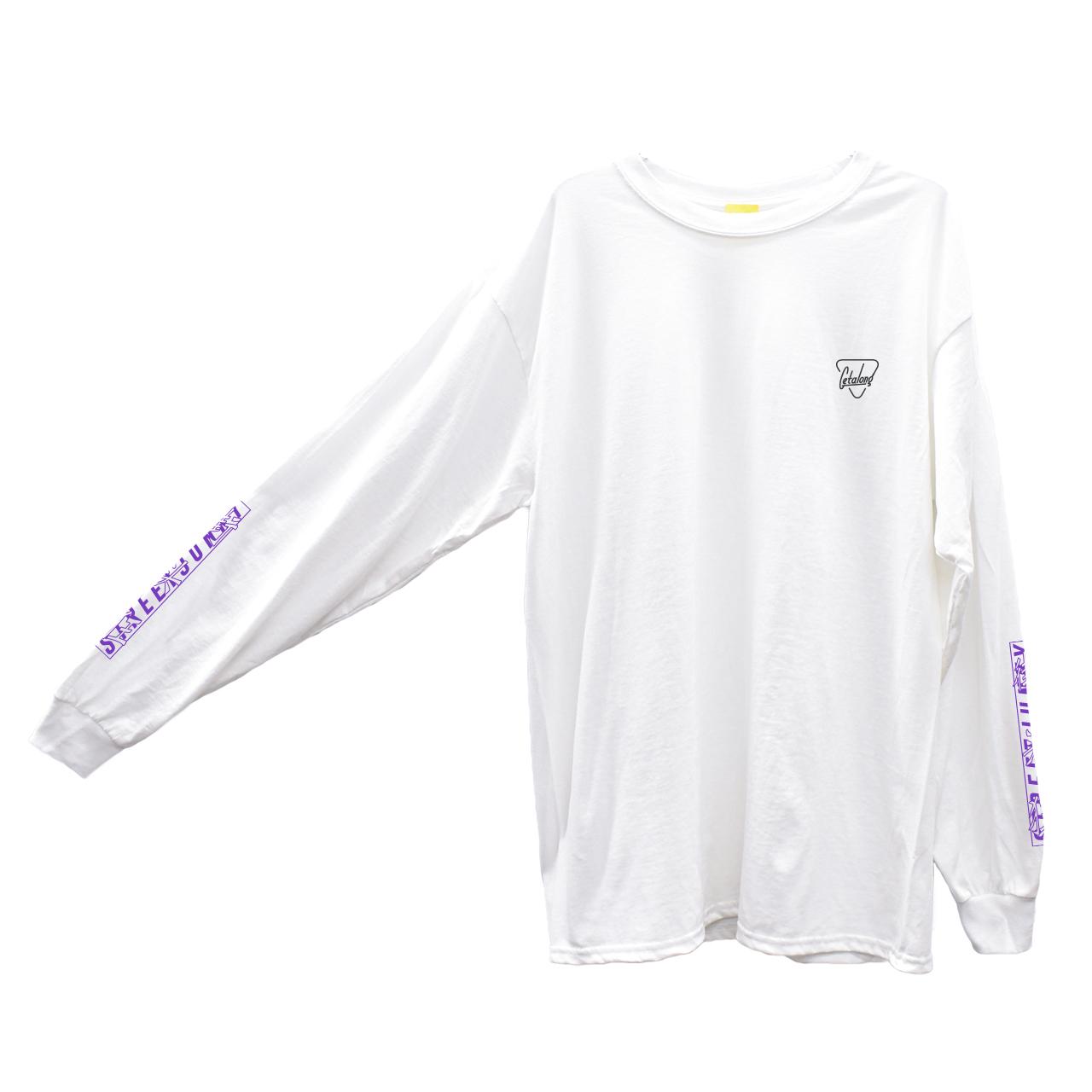 Street Junky Long Sleeve / White
