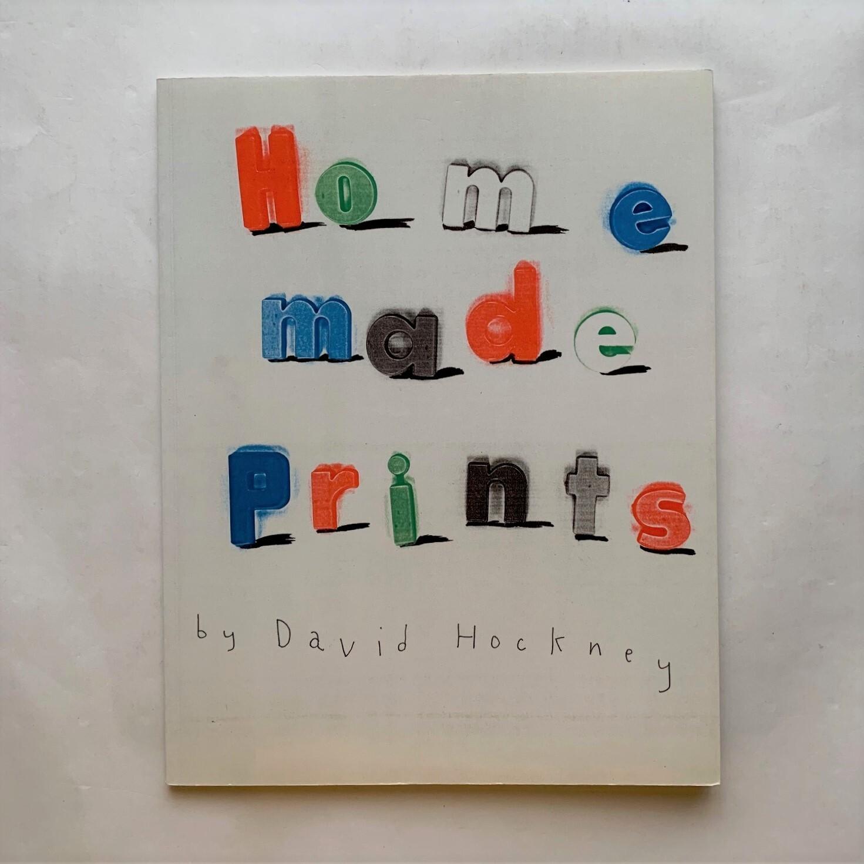 Home Made Prints by David Hockney / デイヴィド・ホックニー