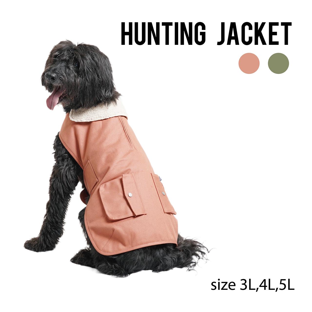 HUNTING JACKET(3L,4L,5L) ハンティングジャケット