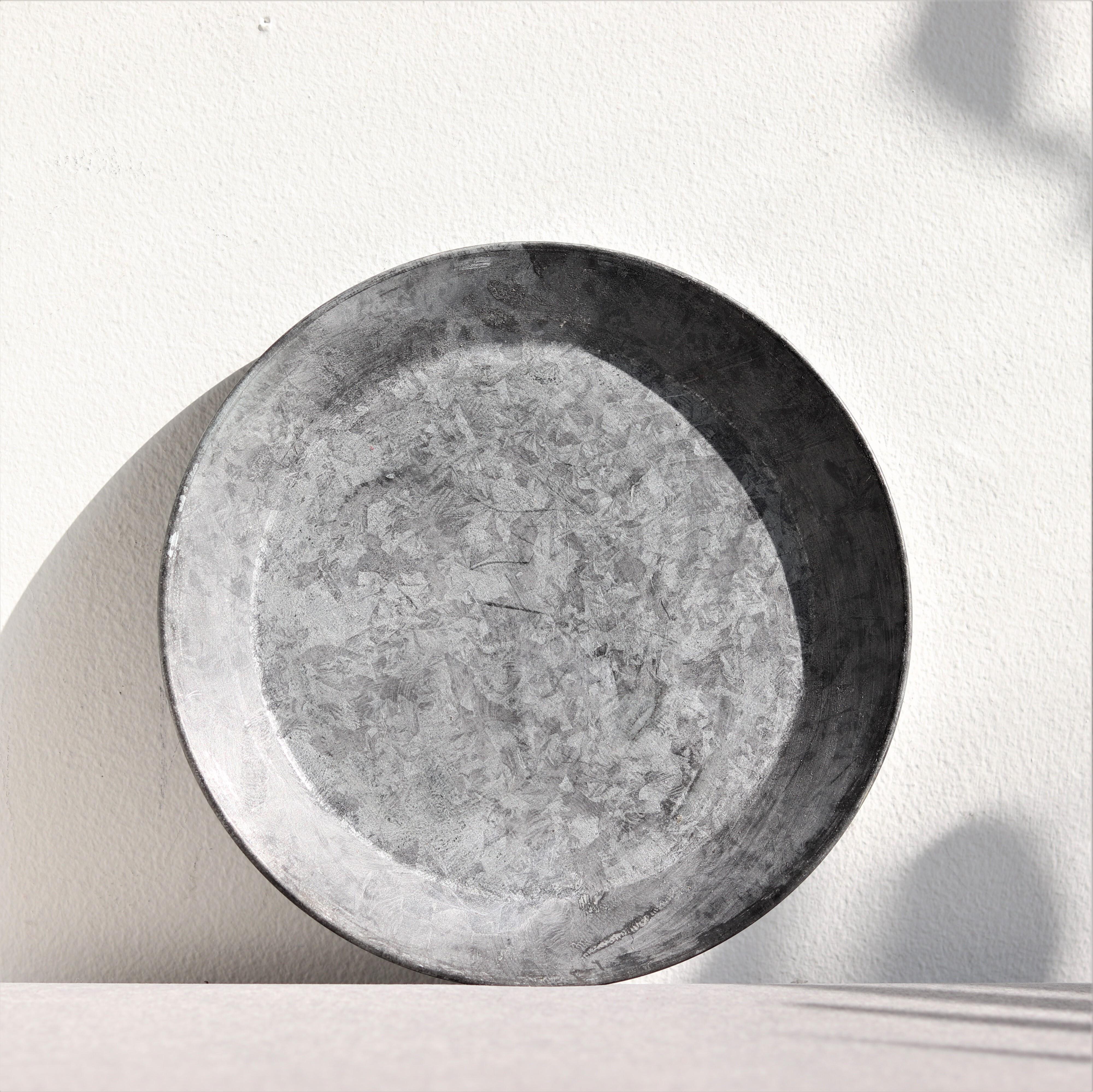 【雑貨・インテリア】シャビーチックトレイL【0465】
