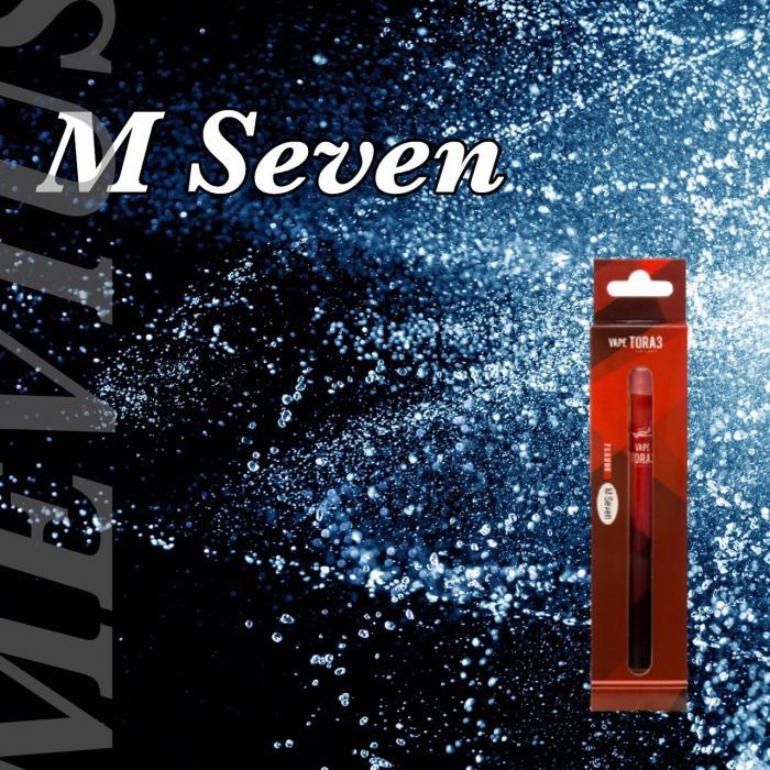 M Seven(メビウス風味)使い捨て 電子タバコ VAPE TORA3