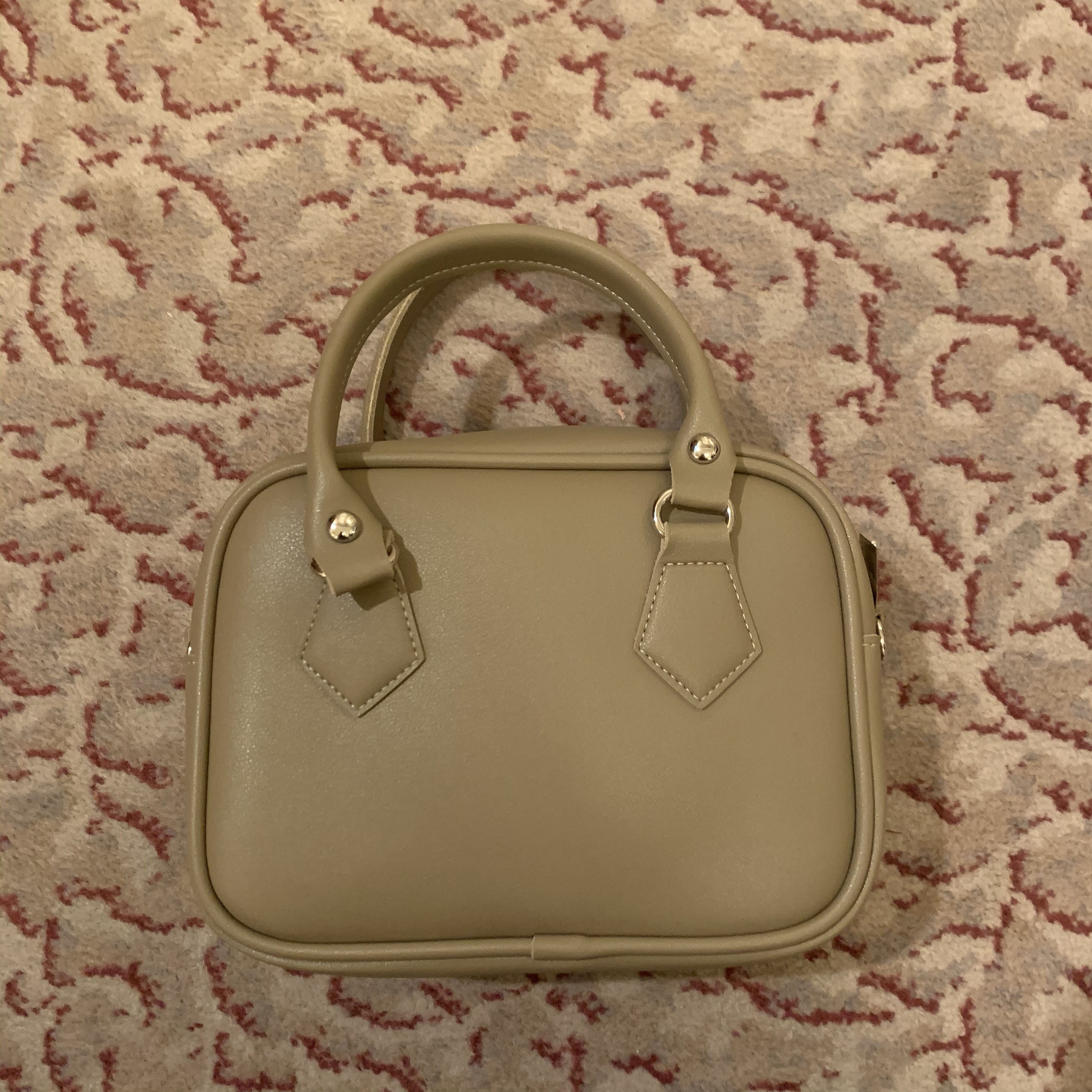 square mini bag