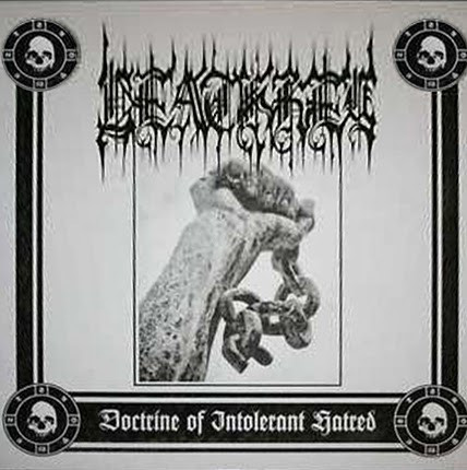 DEATHKEY - Doctrine Of Intolerant Hatred 2xCD   - 画像1