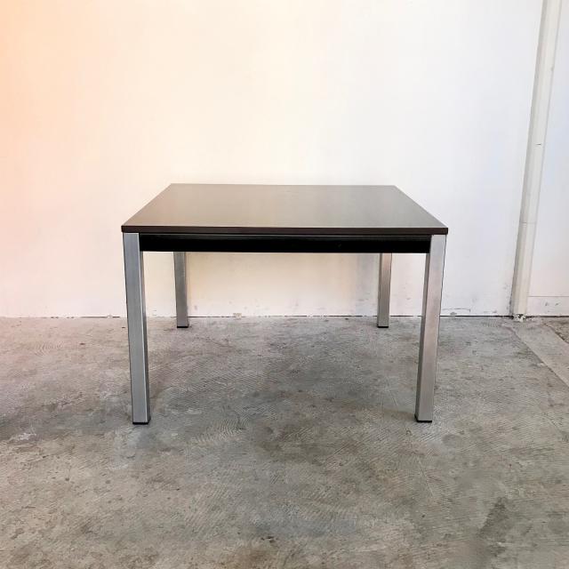 "1964 Rare Friso Kramer Coffee Table For Ahrend De Cirkel: ""Friso Kramer"" Facet Coffee Table For Ahrend De Cirkel"
