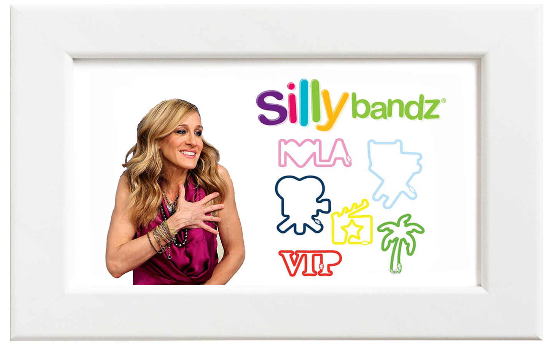 Silly bandz/シリーバンズ ハリウッド