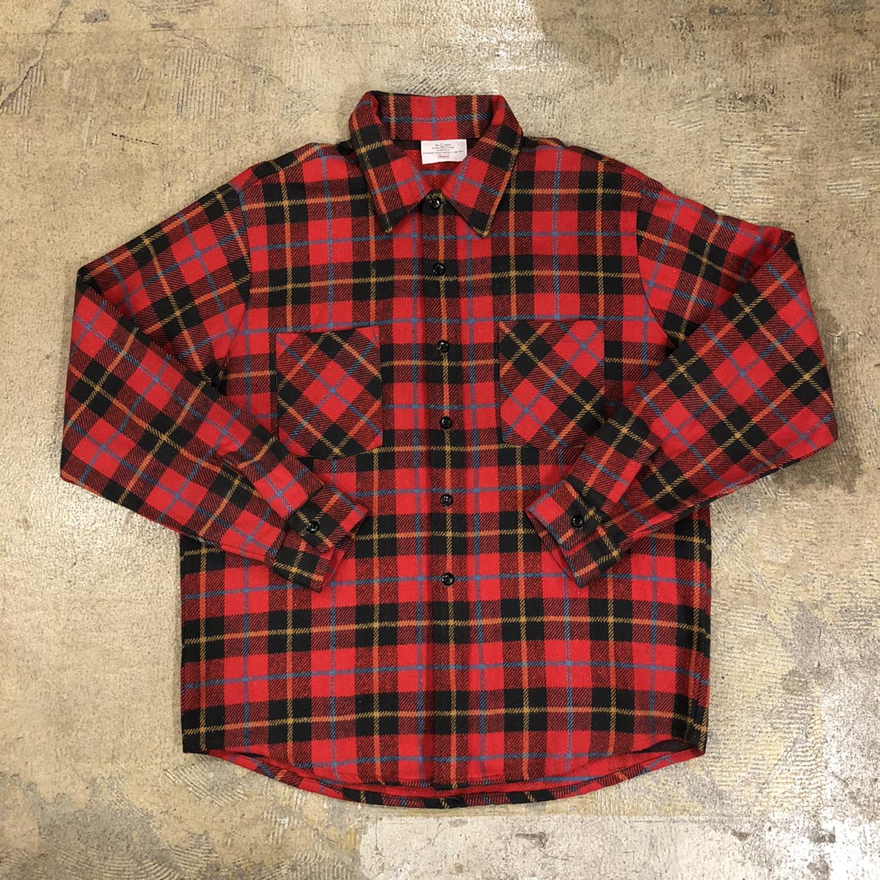 Sears Flannel Shirts ¥6,400+tax
