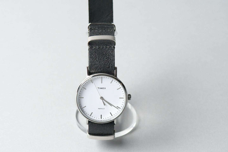 NATO STRAP _ナトータイプ 腕時計付替えベルト_ イタリアンレザー - 画像3