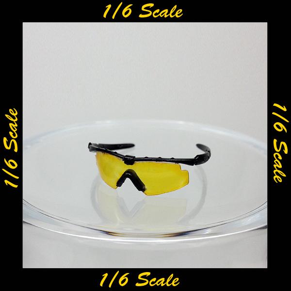 【01167】 1/6 Easy & Simple  シューティング サングラス