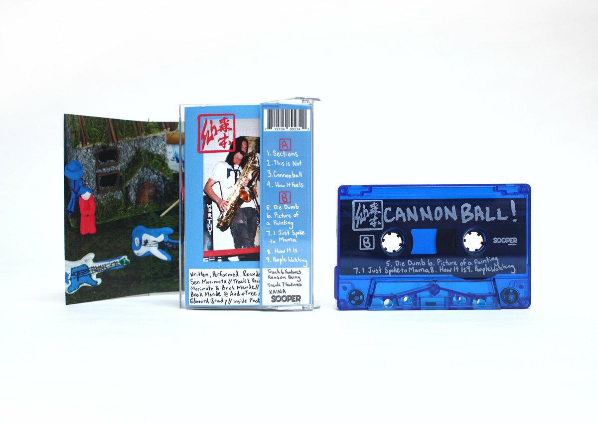 Sen Morimoto / Cannonball!(Cassette)