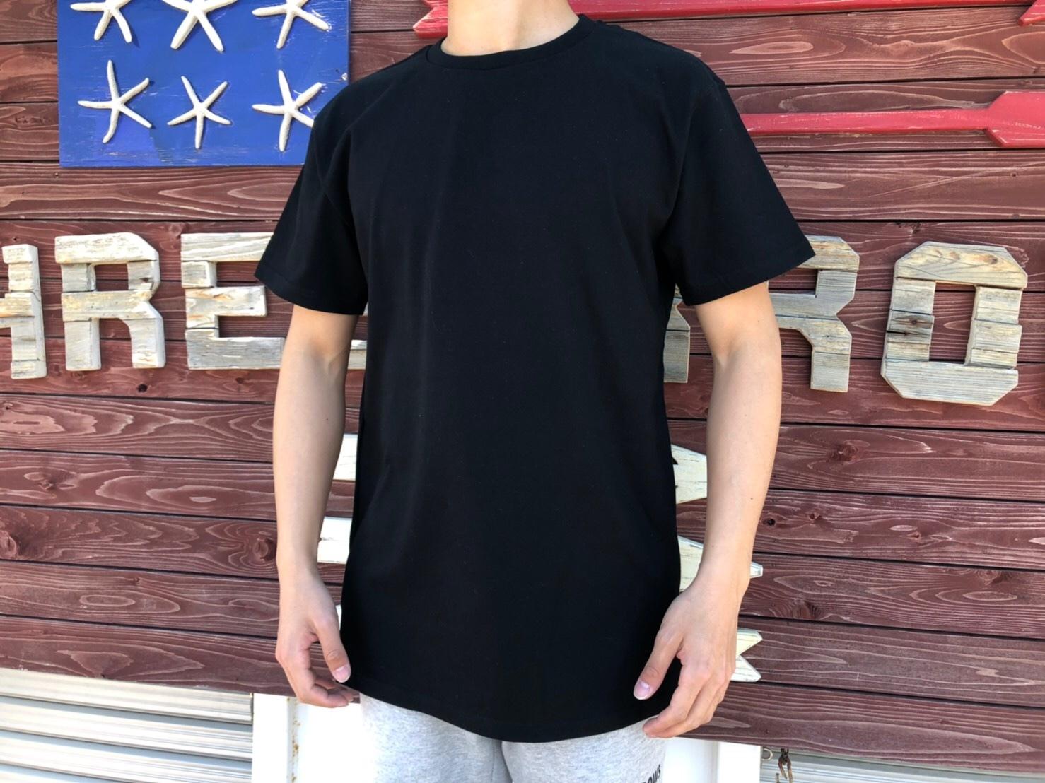 ThreeArrows ロングスリーブ Tシャツ(black)
