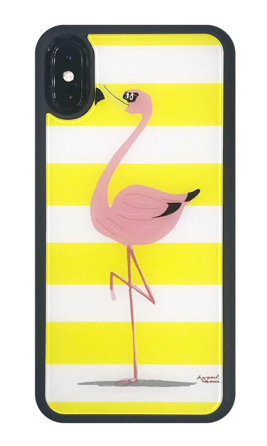 flamingo 2 アクリルパネルケース