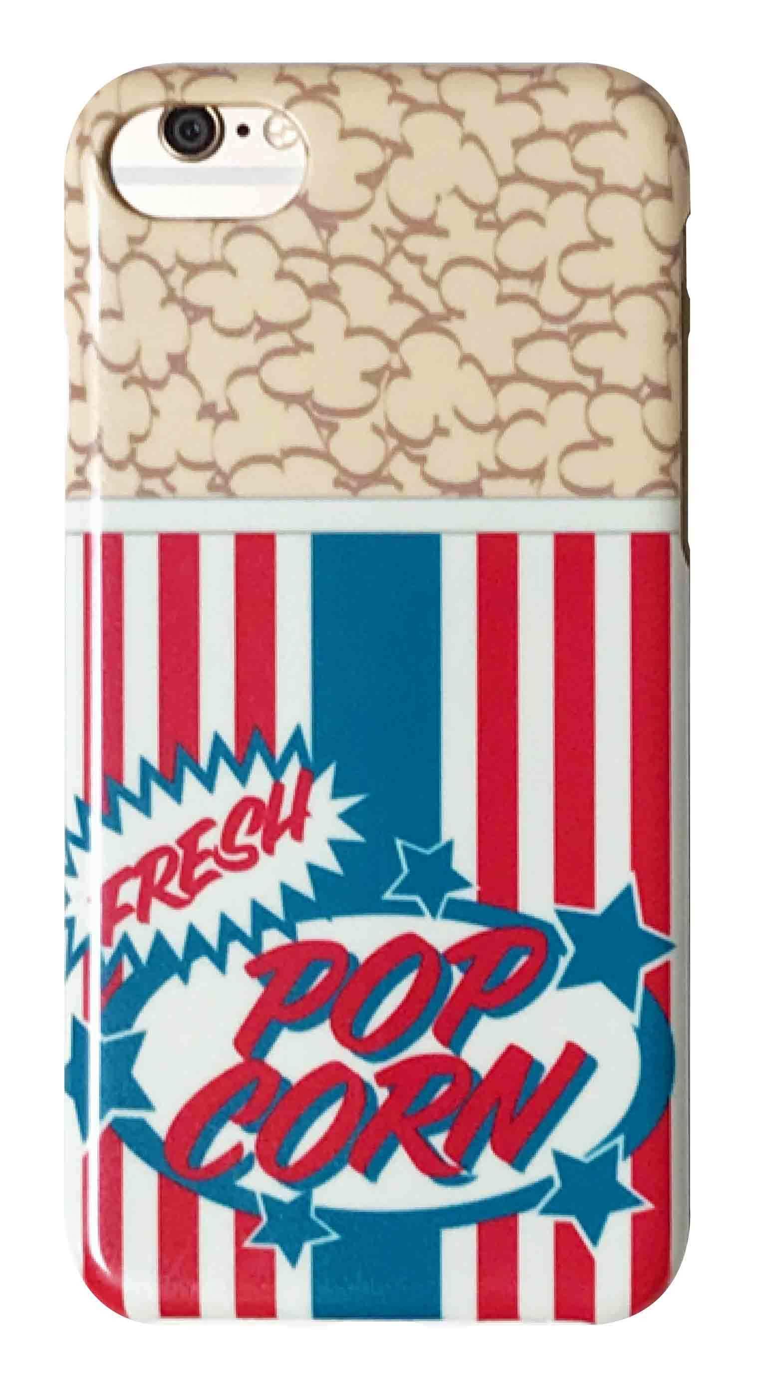 FRESH POP CORN つや有りハードケース