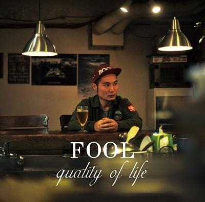 [CD] FOOL / QUALITY OF LIFE (特典付き)