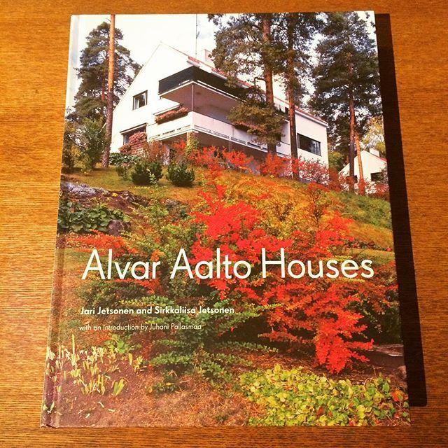 建築の本「Alvar Aalto Houses」 - 画像1