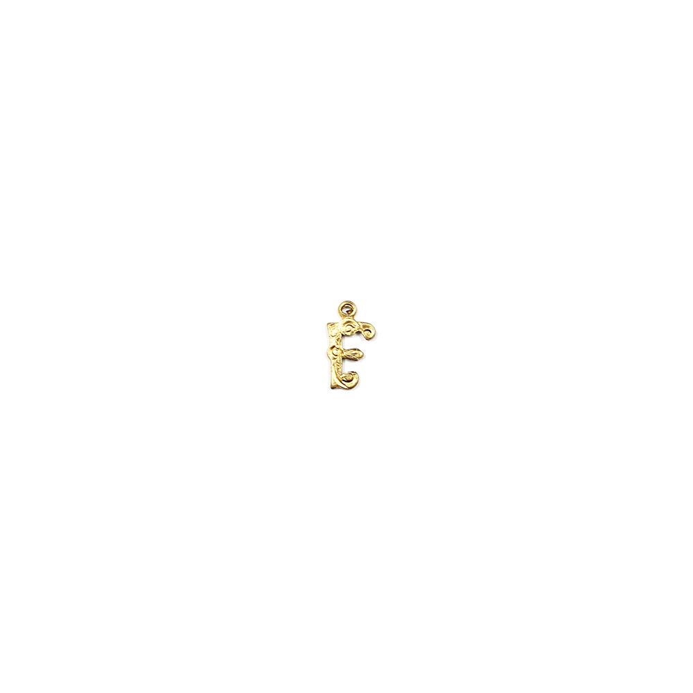 【70%OFF】アルファベット装飾F