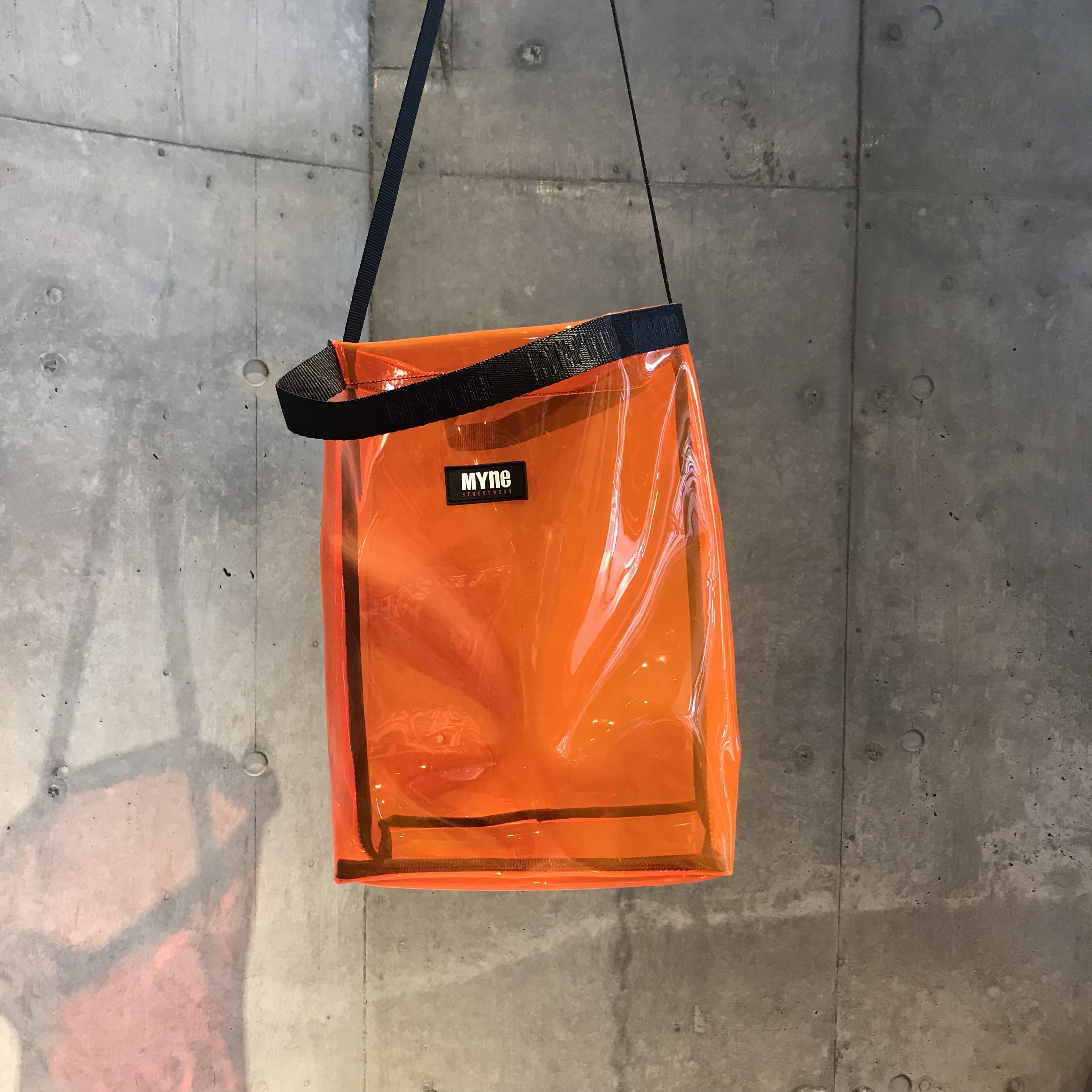 CLEAR TOTE BAG - 画像2