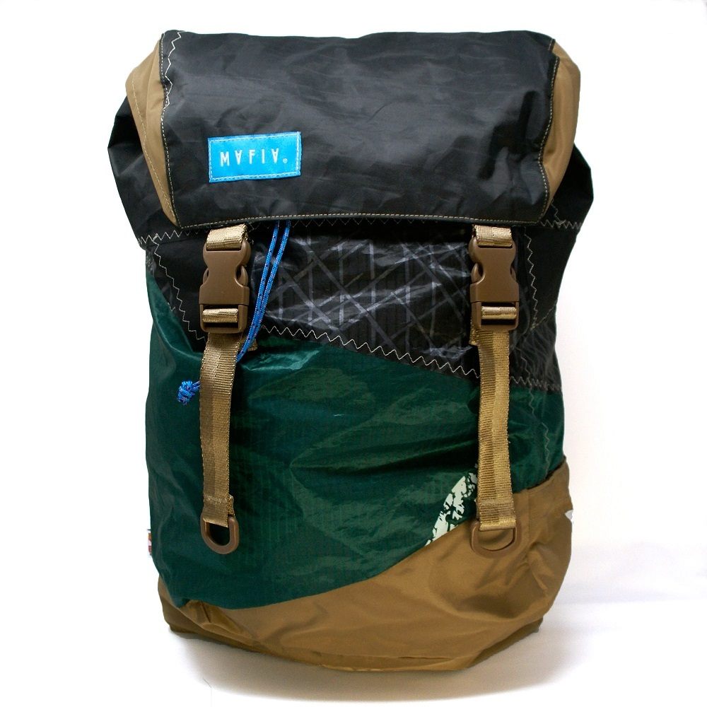 Discover Pack / ID: 205 / Green