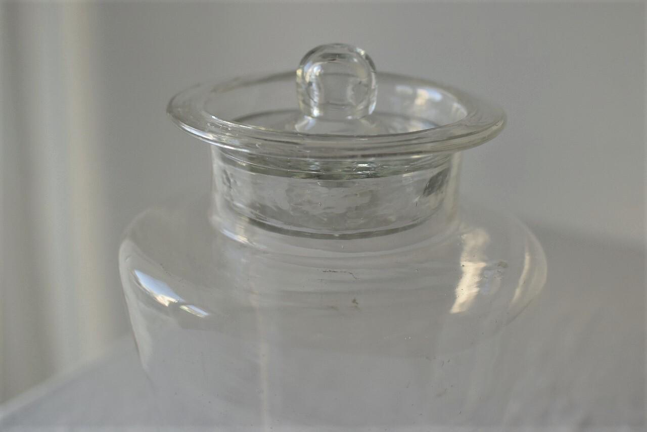 吹きガラス瓶