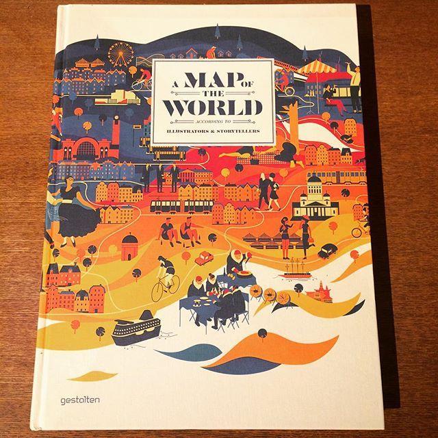 デザインの本「A Map of the World」 - 画像1