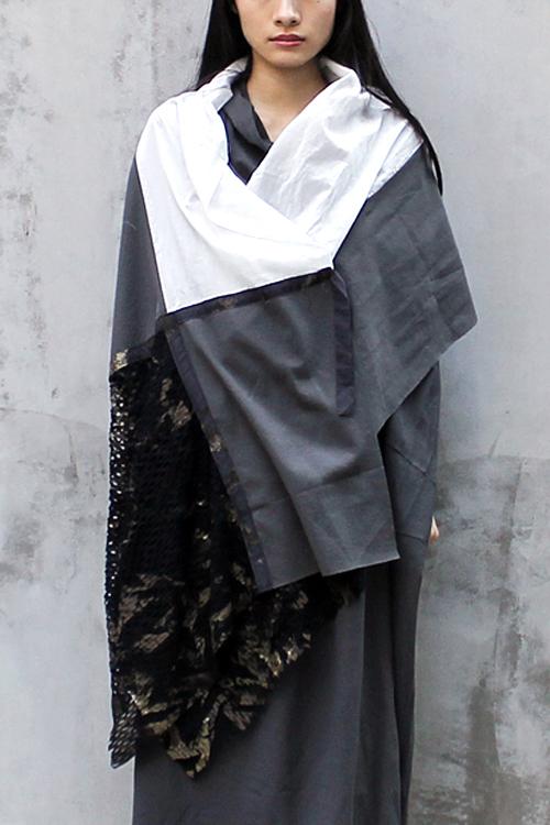 [受注生産][着るストール]ANGEL MIYABI エンジェル 1607【COTTONコットン】[送料/税込]