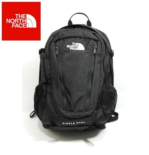 ノースフェイス リュック デイパック シングルショット ブラック THE NORTH FACE Single Shot NM71903