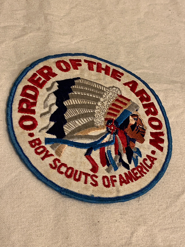 """PATCH """" ORDER OF THE ARROW """""""