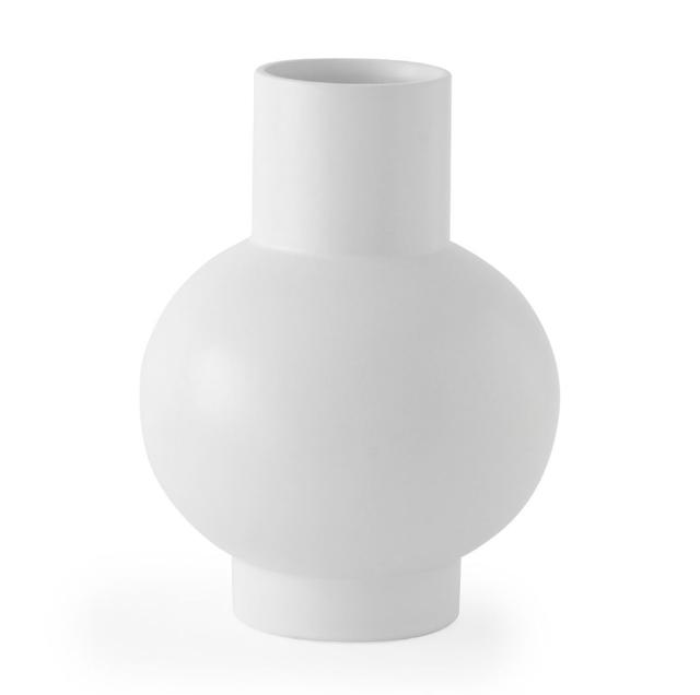Raawii Strøm Vase (L) White